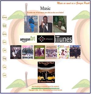 Willacoochee Peach Music Records